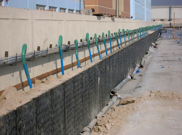 Construction Site Methods Of Dewatering A Construction Site