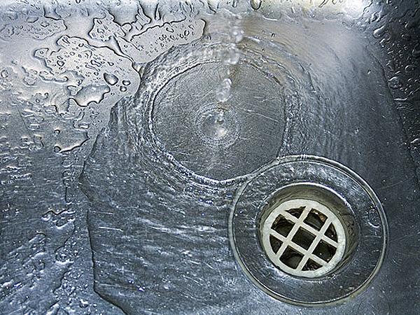 Kitchen Sink Water Grey And Sludge
